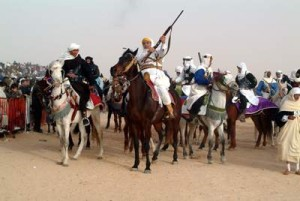 prior photo arabs on horses